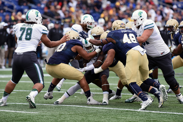 Blitzing Pass Protections for Big Time Pressure