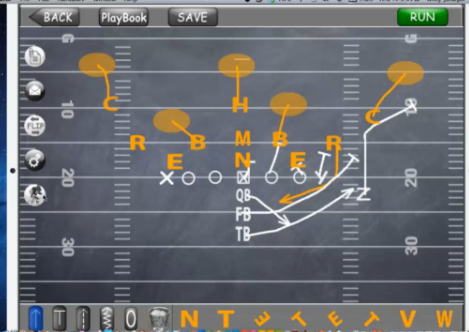 draw your football playbook like a pro