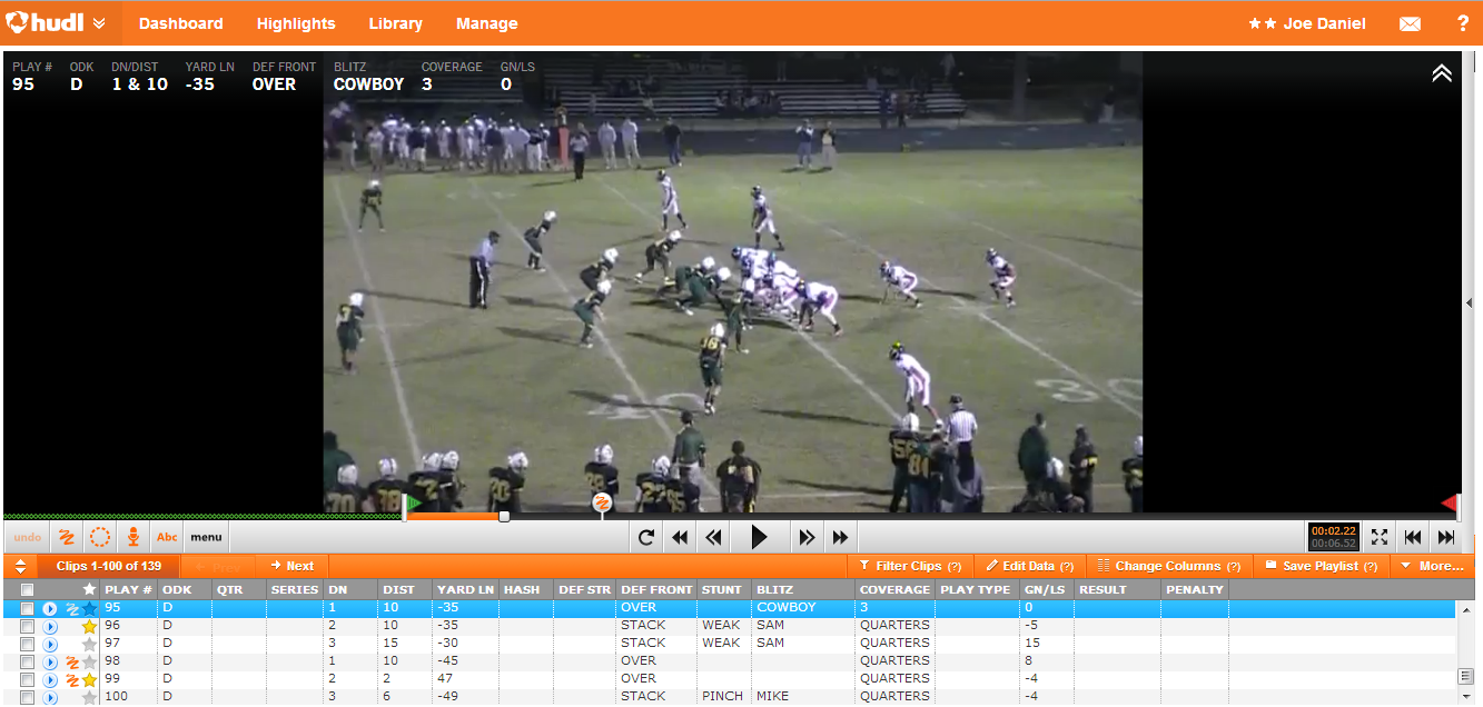 10 Tips for Watching Game Film this Season