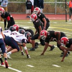 Defensive Line Key Drill for Reacting to Blocks