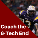 How to Coach the 6-Technique Defensive End