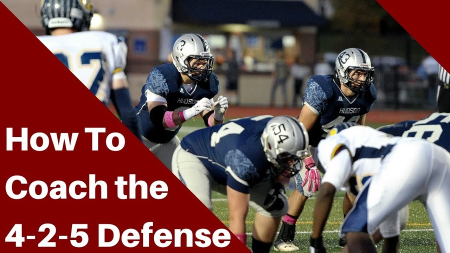 How to Defend the Power Read Play in the 4-2-5 Defense