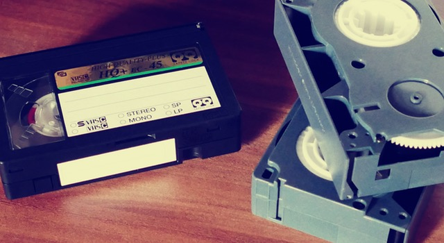 JDFB Quick Clinic #53 – Football Film Timeline: VHS Tapes