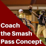How to Attack Cover 2 with Smash Passing Concept