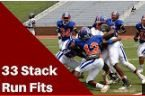 The 33 Stack Defense: Defending the Run