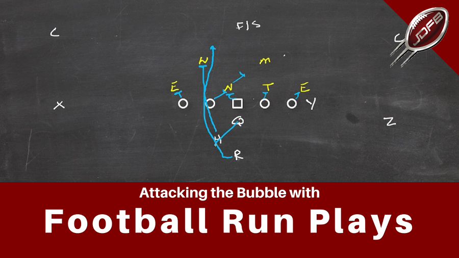 Attacking the Bubble with Run Plays