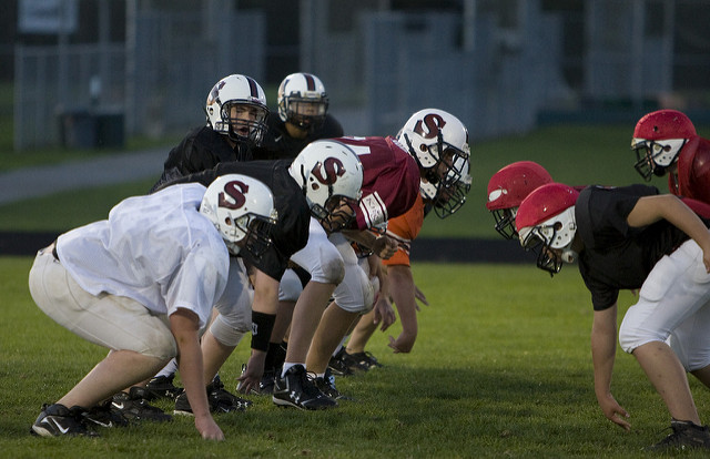 JDFB Quick Clinic #05 – Coaching Pulling For The Offensive Line