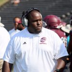 Football Coach Jamelle Byrd