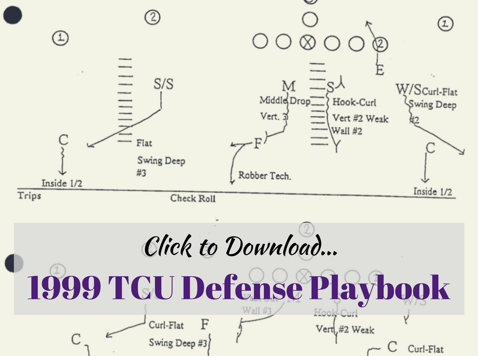FBCP Episode 223 – TCU's 4-2-5 Defense Playbook
