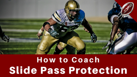 How to Coach Slide Pass Protection
