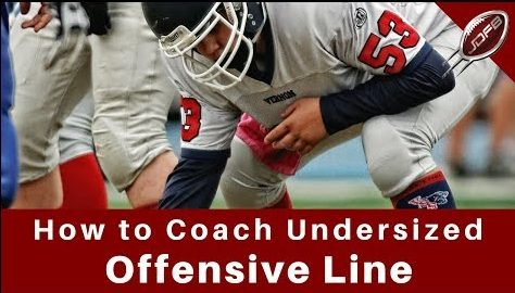 5 Tips for Coaching Small Offensive Linemen