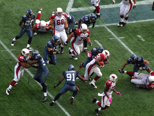 JDFB Quick Clinic #127 – Pressure/Visual Key for 6-Tech Defensive Ends