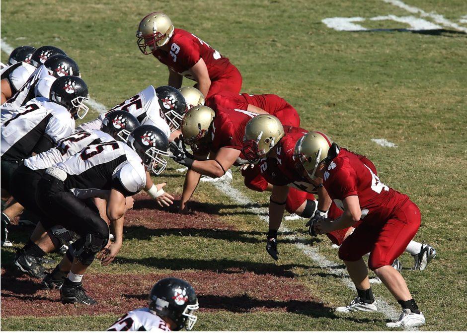 5-3 Defense Linemen